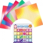 Harmony Assorted Box Set; 200 shts; 5 7/8 Inch sq.