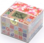 Washi Chiyogami 30 patterns 3 inch 360 sheets