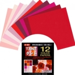 TANT 12 shades-Red 6 inch 48 sheets