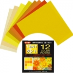 TANT 12 shades-Yellow 6 inch 48 sheets
