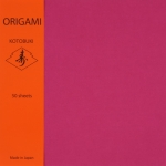 Fuschia one color 6 inch 50 sheets