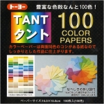 Tant 100 Colors 100 Sheets